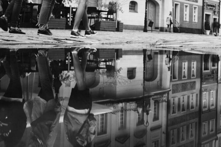 gra miejska na ulicach krakowa