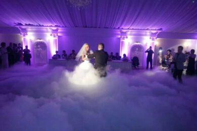 magiczna oprawa weselna ze strony dja